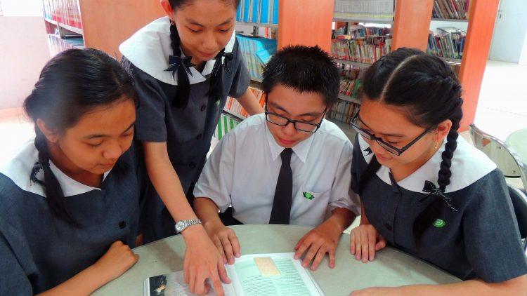 Meningkatkan Mutu Belajar Siswa