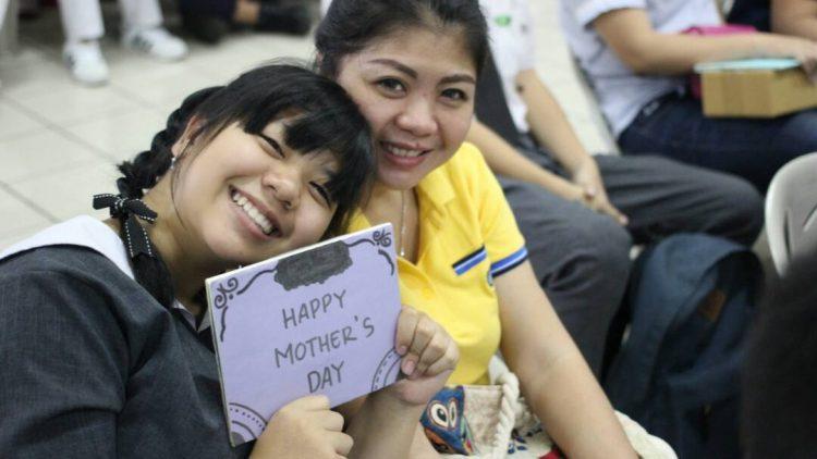Family Gathering dan Perayaan Hari Ibu SMK Cinta Kasih Tzu Chi