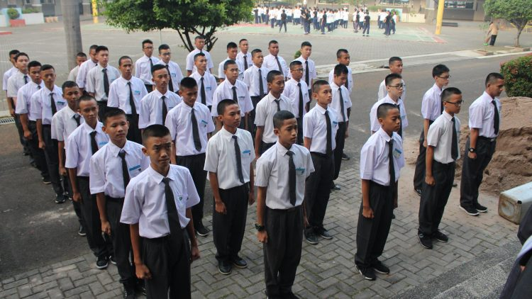 Pelaksanaan Masa Pengenalan Lingkungan Sekolah (MPLS) SMK Cinta Kasih Tzu Chi