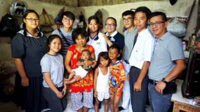 Mengasah Hati dengan Kunjungan Kasih kepada Pasien Kasus