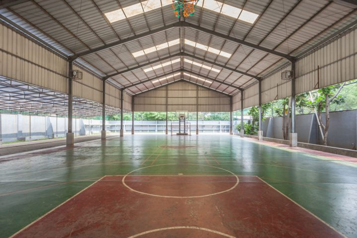 Lapangan Indoor