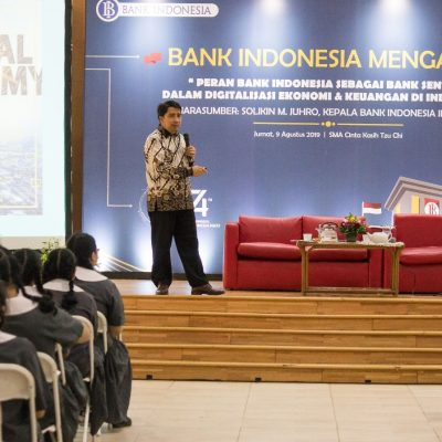 Digitalisasi Ekonomi Bersama Bank Indonesia