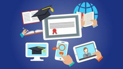 Pemberitahuan Perpanjang Masa belajar dirumah dengan sistem Online Learning